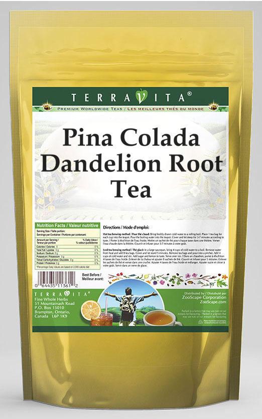 Pina Colada Dandelion Root Tea