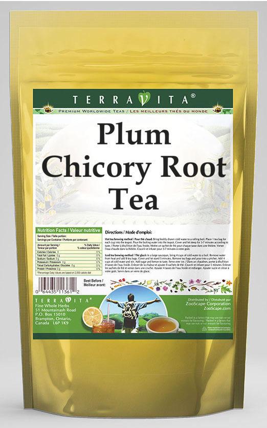 Plum Chicory Root Tea