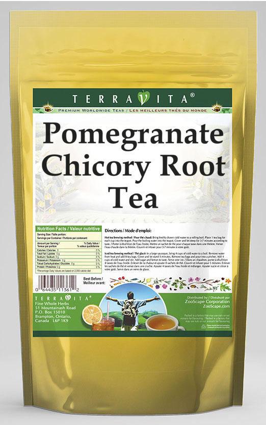 Pomegranate Chicory Root Tea