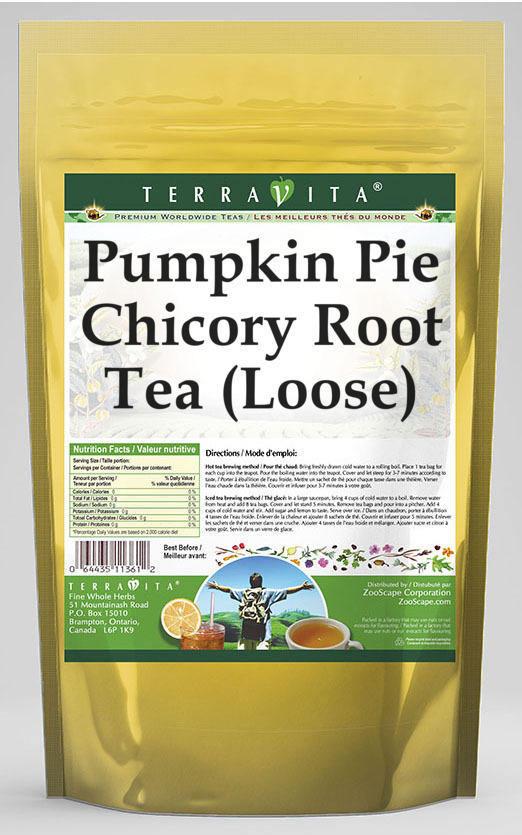 Pumpkin Pie Chicory Root Tea (Loose)