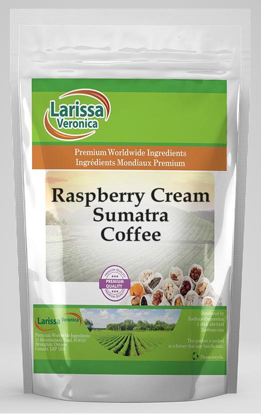 Raspberry Cream Sumatra Coffee