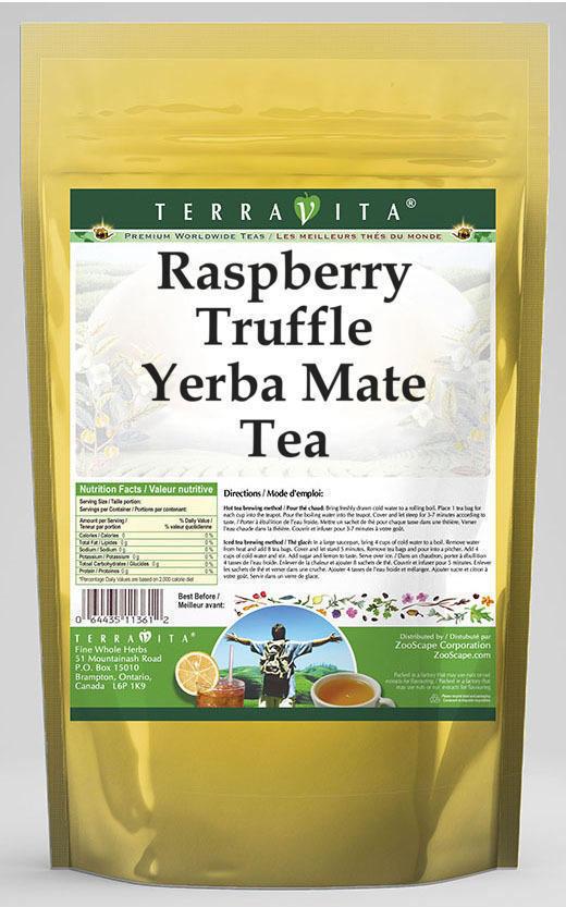 Raspberry Truffle Yerba Mate Tea