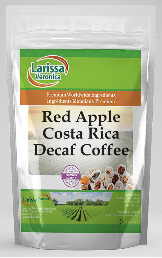 Red Apple Costa Rica Decaf Coffee
