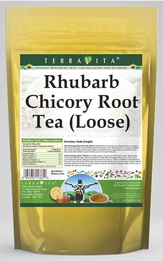 Rhubarb Chicory Root Tea (Loose)