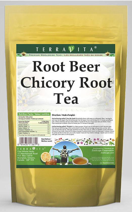Root Beer Chicory Root Tea