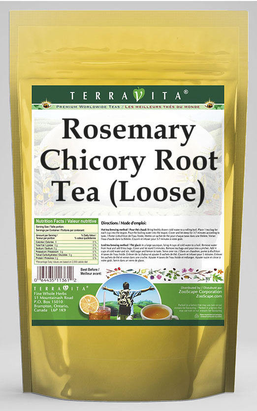 Rosemary Chicory Root Tea (Loose)