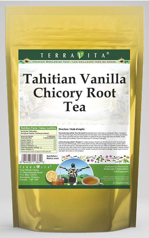 Tahitian Vanilla Chicory Root Tea