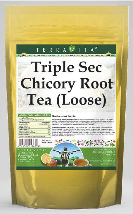 Triple Sec Chicory Root Tea (Loose)