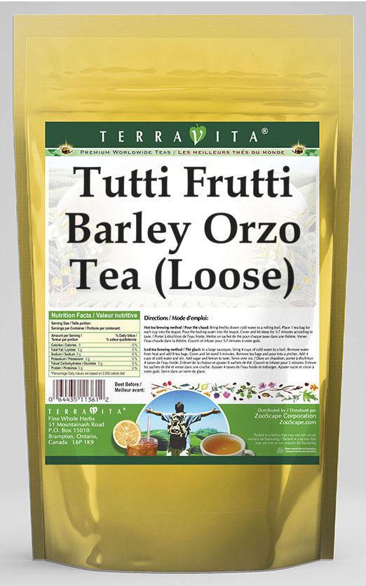 Tutti Frutti Barley Orzo Tea (Loose)