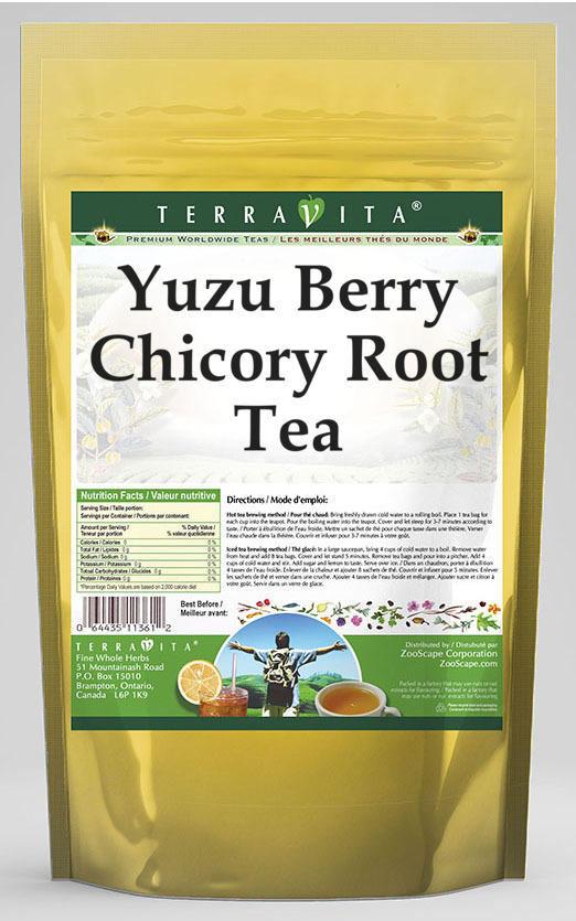 Yuzu Berry Chicory Root Tea