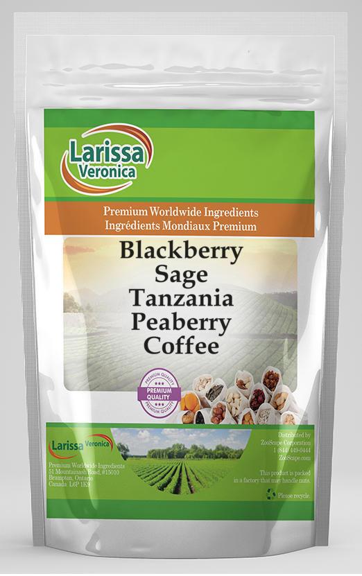 Blackberry Sage Tanzania Peaberry Coffee
