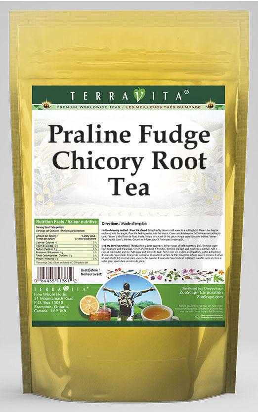 Praline Fudge Chicory Root Tea