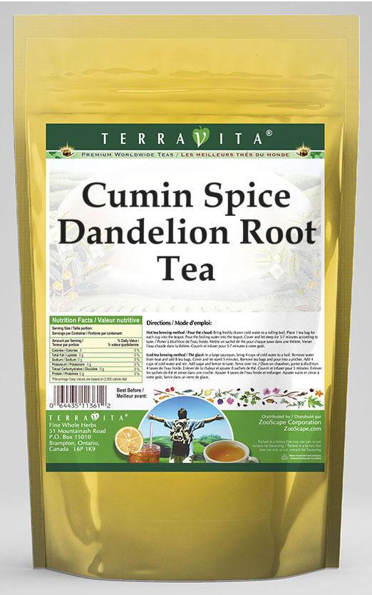 Cumin Spice Dandelion Root Tea