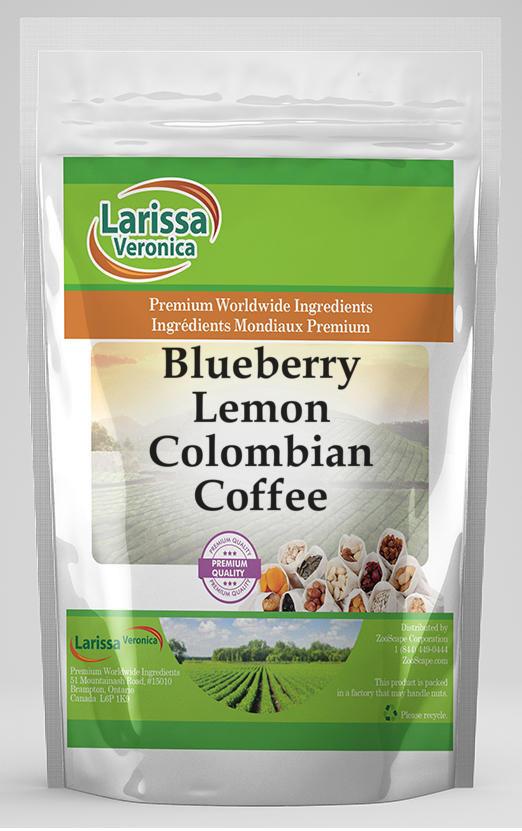 Blueberry Lemon Colombian Coffee