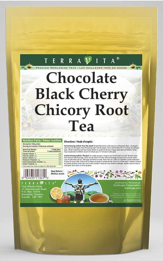 Chocolate Black Cherry Chicory Root Tea