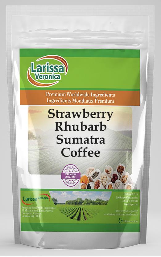 Strawberry Rhubarb Sumatra Coffee