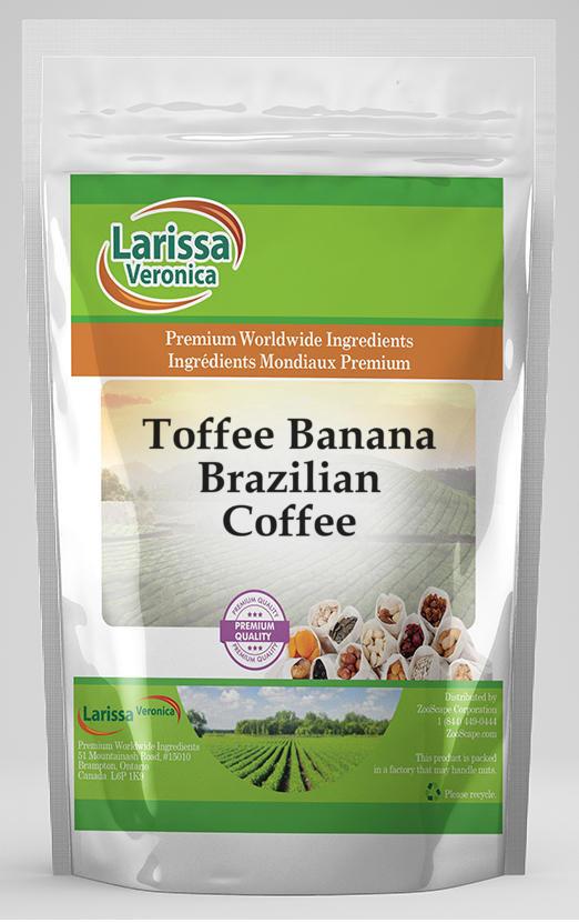 Toffee Banana Brazilian Coffee