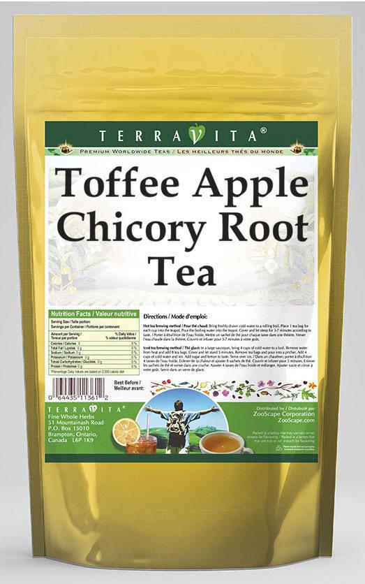 Toffee Apple Chicory Root Tea