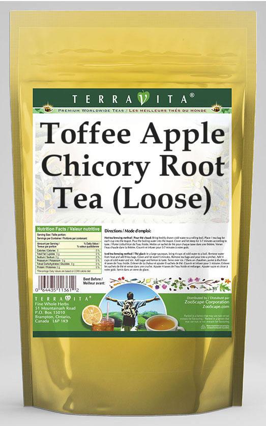 Toffee Apple Chicory Root Tea (Loose)