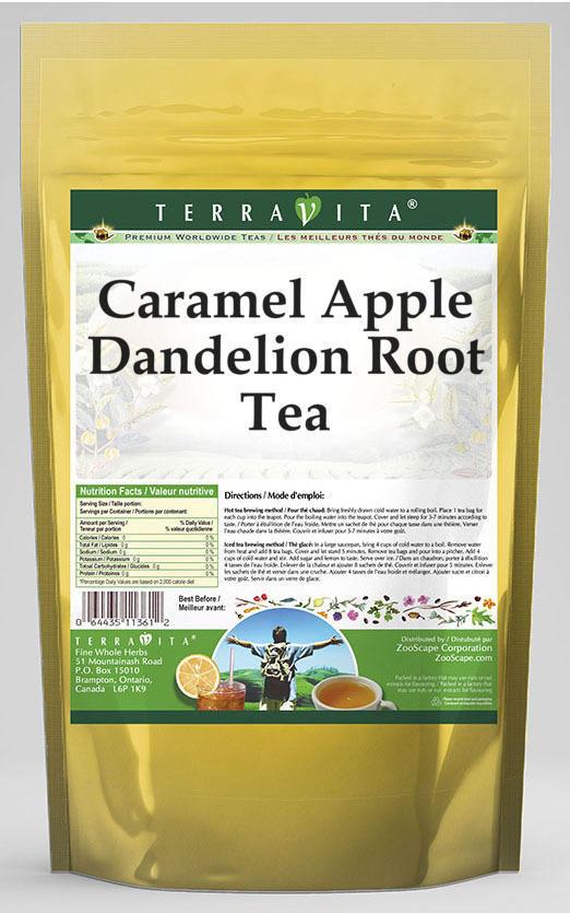 Caramel Apple Dandelion Root Tea
