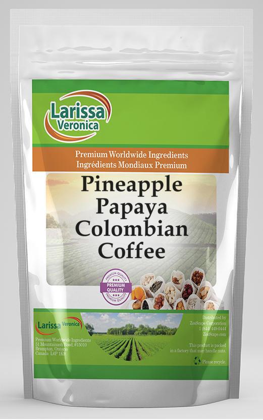 Pineapple Papaya Colombian Coffee