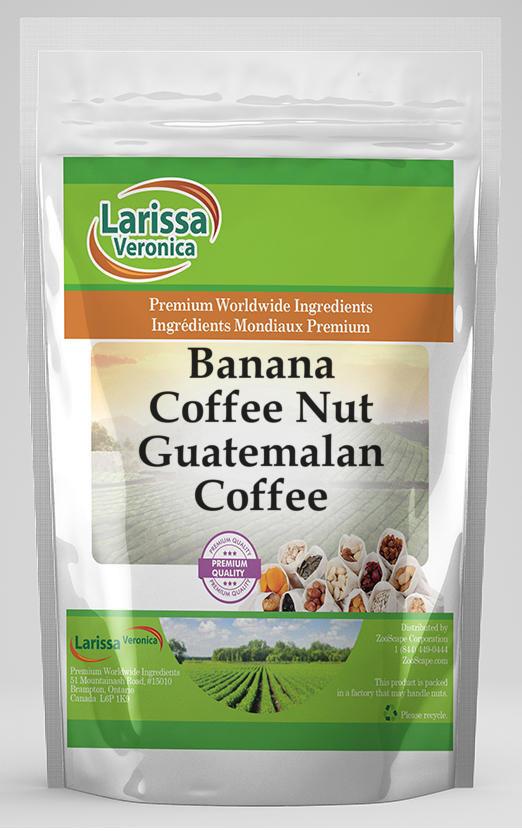 Banana Coffee Nut Guatemalan Coffee