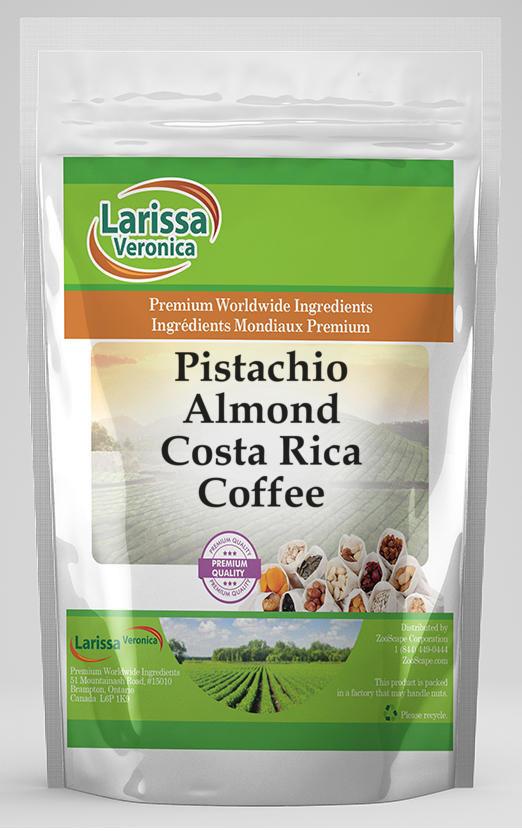 Pistachio Almond Costa Rica Coffee