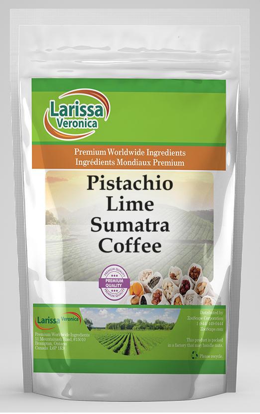 Pistachio Lime Sumatra Coffee