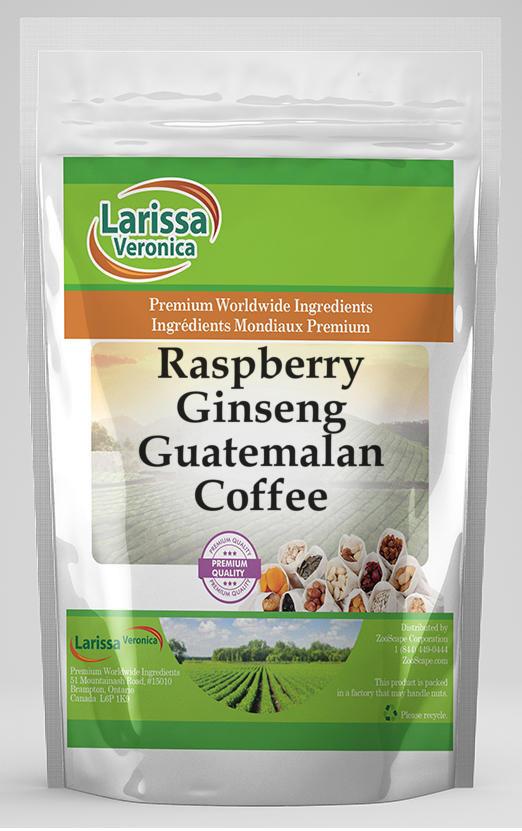 Raspberry Ginseng Guatemalan Coffee