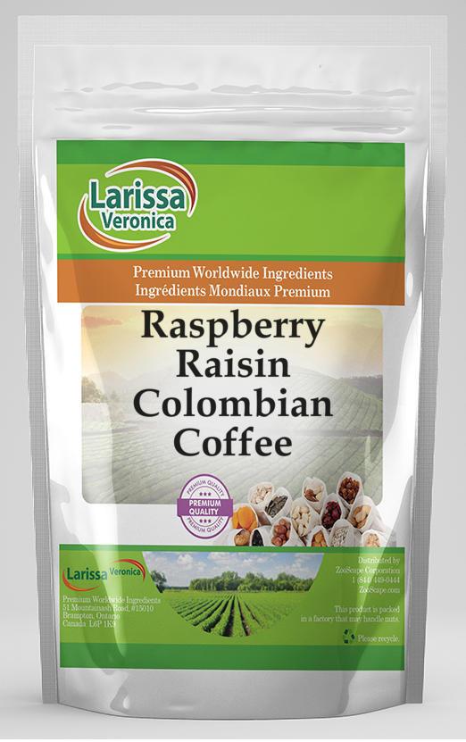 Raspberry Raisin Colombian Coffee