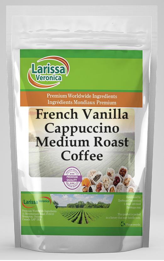 French Vanilla Cappuccino Medium Roast Coffee