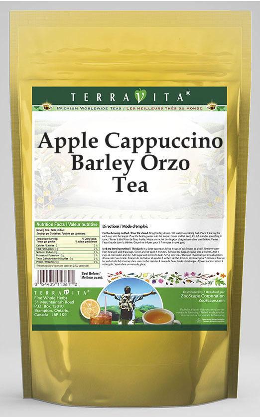Apple Cappuccino Barley Orzo Tea