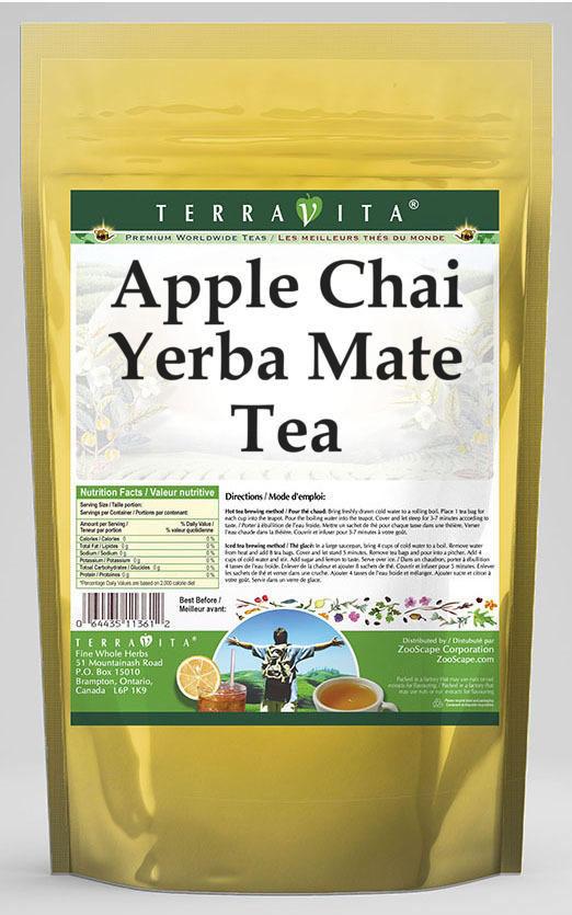Apple Chai Yerba Mate Tea