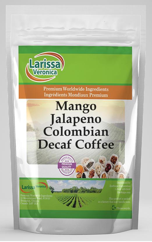 Mango Jalapeno Colombian Decaf Coffee